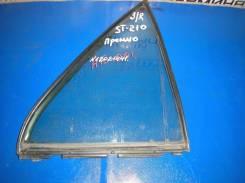 Стекло Уголок (Форточка) Toyota Corona Premio [12021441], правое заднее