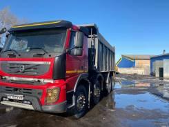 Volvo FMX13. Самосвал volvo Fmx, 13 000куб. см., 32 000кг., 8x4