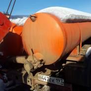 Коммаш КО-505А. Камаз вакуумно ассенизаторская КО-505А, 2013г. в., вложений не требует, 6 700куб. см.