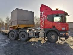 Scania P440CA. Продам сцепку седельный тягач Scania P440, 13 000куб. см., 33 500кг., 6x4