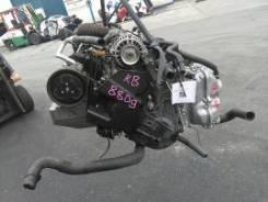 Двигатель в сборе. Mazda Scrum, DG16T R06A