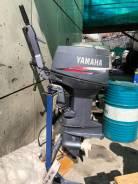Yamaha. 30,00л.с., 2-тактный, бензиновый, нога S (381 мм), 2004 год