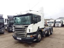 Scania P. Тягач 400 6х4 2013 год Скания п, 12 740куб. см., 6x4