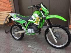 Kawasaki KDX 220SR, 1999