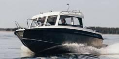 Купить катер (лодку) Buster Cabin E Q edition