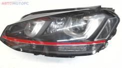 Фара левая Volkswagen Golf 6 2009-2012