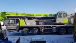 Zoomlion QY55V, 2020