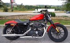 Harley-Davidson Sportster Iron 883 XL883N. 883куб. см.