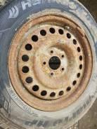 Диск колесный R17 (запаска) В Сборе С Летней Шиной Hankook Dynapro HP 217/70 R16 [96838162] для Chevrolet Captiva [арт. 506960]