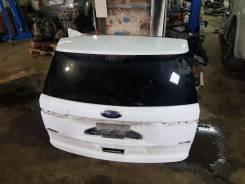 [арт. 507703] Дверь багажника со стеклом идеальная белая [BB5Z7840010A] для Ford Explorer V