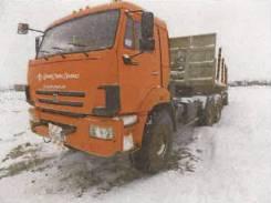 Седельный тягач КамАЗ 44108-24, В г. Новом Уренгое, 2011