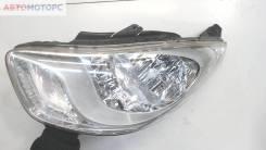 Фара левая Hyundai i10 2007-2013 (Хэтчбэк 5 дв)