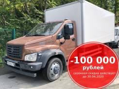ГАЗ ГАЗон Next C41RB3, 2018