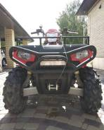 Polaris Sportsman 500, 2012