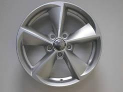 Диск колесный 16 КиК KC681 ZV Corolla 6.5*16 5*114.3 ET45 D60.1 сильвер