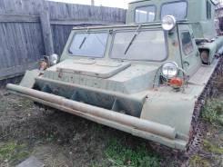 ГАЗ 71. Продаётся гусеничный вездеход Газ-71, 4 750куб. см.