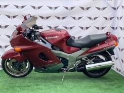 Kawasaki ZZR 1100D. 1 100куб. см., исправен, птс, без пробега