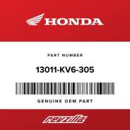 Кольца поршневые Honda XLR250 XR250L MD22 1991-1995 13011-KV6-305 Japa