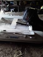 Лодка с мотором Сузуки15