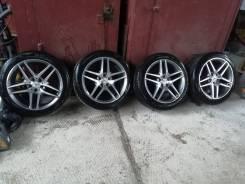 """Продам колёса Мерседес. Разноширокие. 8.5x19"""" 5x112.00 ET38"""