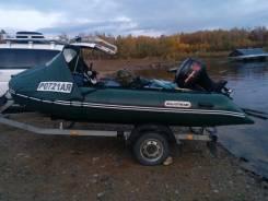 Продам лодку ПВХ Golfstream CA 430