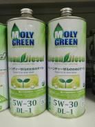 Дизельное моторное масло Molygreen 5W30 DL-1 1L