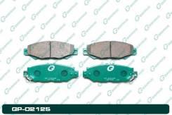 Дисковые тормозные колодки G-Brake GP02125