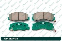 Колодки тормозные дисковые G-Brake GP02164