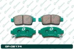 Колодки тормозные дисковые G-Brake GP02174