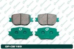 Дисковые тормозные колодки G-Brake GP02193