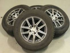 """Комплект колес 205/70/15 4х114.3 R15. 6.5x15"""" 4x114.30 ET40 ЦО 67,1мм."""