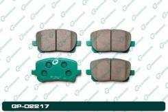 Дисковые тормозные колодки G-Brake GP02217