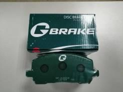 Дисковые тормозные колодки G-Brake GP02218