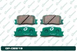 Дисковые тормозные колодки G-Brake GP02219