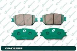 Колодки тормозные дисковые G-Brake GP02222