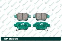 Дисковые тормозные колодки G-Brake GP02239