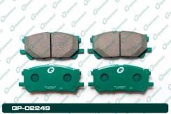 Дисковые тормозные колодки G-Brake GP02249