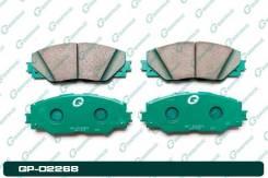 Дисковые тормозные колодки G-Brake GP02268