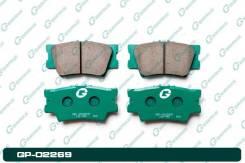 Дисковые тормозные колодки G-Brake GP02269