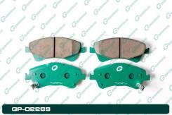 Дисковые тормозные колодки G-Brake GP02289