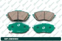 Дисковые тормозные колодки G-Brake GP02330