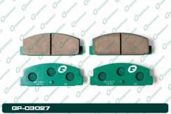 Дисковые тормозные колодки G-Brake GP03027