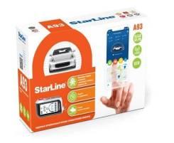 StarLine A93 2CAN+2LIN GSM ECO ! Устанавливаем !
