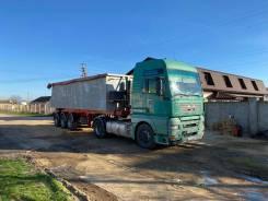 MAN TGA. Продам крымский тягач MAN в сцепке, 13 000куб. см., 30 000кг.