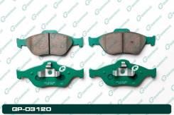 Дисковые тормозные колодки G-Brake GP03120