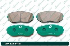 Дисковые тормозные колодки G-Brake GP03142