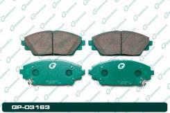 Дисковые тормозные колодки G-Brake GP03163
