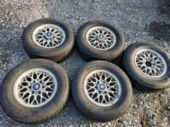 Комплект колес 5 штук! на Bighorn Terrano Delica