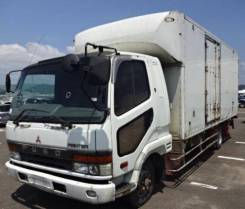 Mitsubishi fuso fighter в разбор