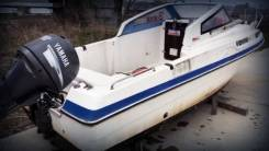 Продам корпус катера Tohatsu Trigger20 без пробега по России.